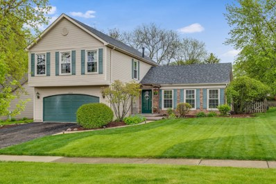 2164 Blacksmith Drive, Wheaton, IL 60189 - #: 10386596