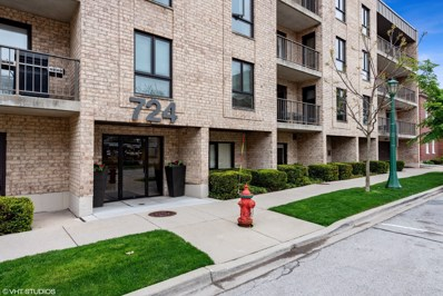 724 12th Street UNIT 310, Wilmette, IL 60091 - #: 10386833