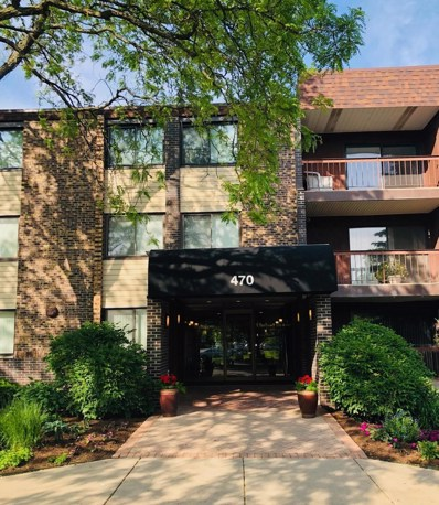 470 Raintree Court UNIT 2N, Glen Ellyn, IL 60137 - #: 10386862