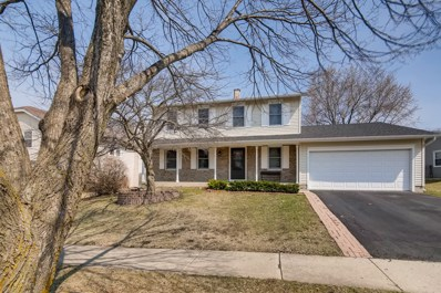 1890 Dogwood Drive, Hoffman Estates, IL 60192 - #: 10387128