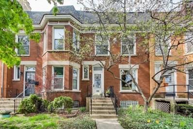1822 W Cornelia Avenue, Chicago, IL 60657 - MLS#: 10387244