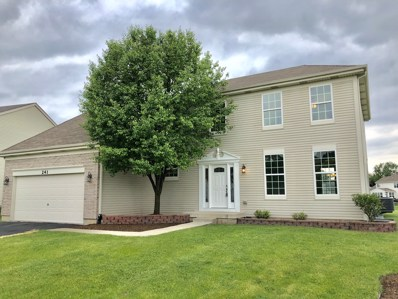 241 Rogers Way, Sycamore, IL 60178 - #: 10387253