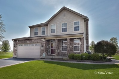 800 Bach Court, Woodstock, IL 60098 - #: 10387294
