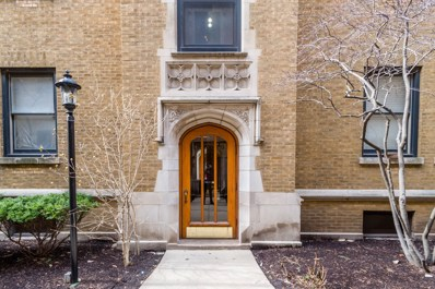 630 W Waveland Avenue UNIT 2D, Chicago, IL 60613 - #: 10387327