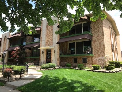 9637 S Keeler Avenue UNIT 2E, Oak Lawn, IL 60453 - #: 10387461