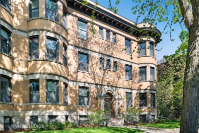 3508 N Greenview Avenue UNIT 1, Chicago, IL 60657 - #: 10387632
