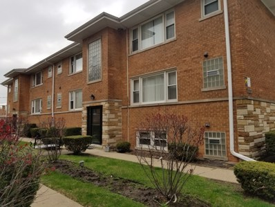 3114 Calwagner Street UNIT 1W, Franklin Park, IL 60131 - #: 10387680