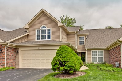 732 Clover Hill Court, Elk Grove Village, IL 60007 - #: 10387704