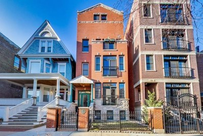 928 W Roscoe Street UNIT 3, Chicago, IL 60657 - #: 10387790