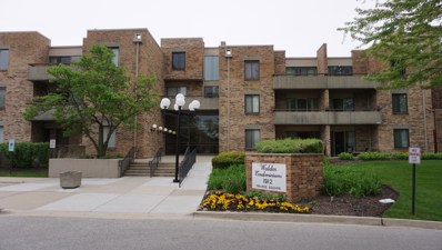 1912 Prairie Square UNIT 308A, Schaumburg, IL 60173 - #: 10387791