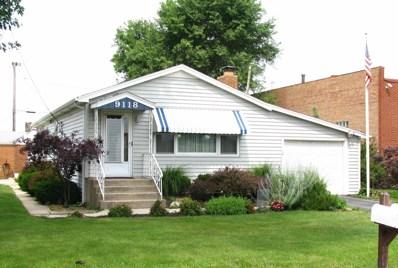 9118 S Kolmar Avenue, Oak Lawn, IL 60453 - #: 10387918