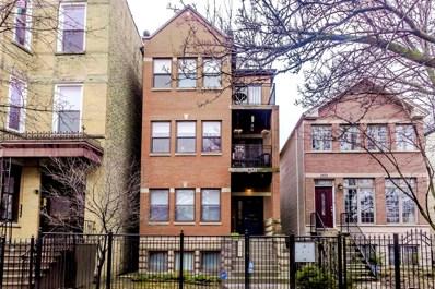 1652 N Fairfield Avenue UNIT 2, Chicago, IL 60647 - #: 10388019