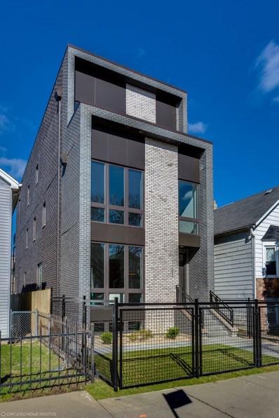 1702 N Washtenaw Avenue UNIT 1, Chicago, IL 60647 - MLS#: 10388045