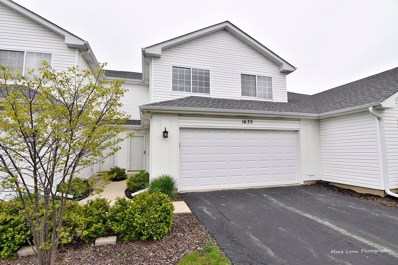 1633 Abington Lane, North Aurora, IL 60542 - MLS#: 10389060