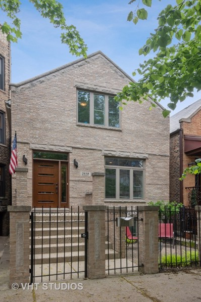 2038 W Haddon Avenue, Chicago, IL 60622 - #: 10389153