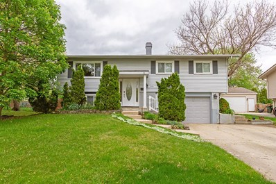 520 Durham Lane, Hoffman Estates, IL 60169 - #: 10389331