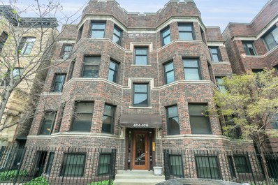 4016 N Clarendon Avenue UNIT 4N, Chicago, IL 60613 - #: 10389374