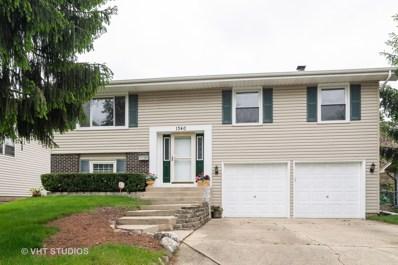 1340 Campbell Lane, Hoffman Estates, IL 60169 - #: 10389483