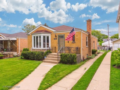7444 N Osceola Avenue, Chicago, IL 60631 - #: 10389661