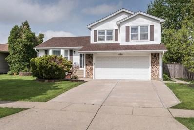 674 Schooner Lane, Elk Grove Village, IL 60007 - #: 10389746