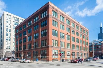 331 S Peoria Street UNIT 406, Chicago, IL 60607 - MLS#: 10389958