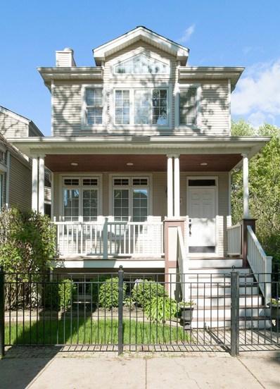 4331 N Oakley Avenue, Chicago, IL 60618 - #: 10390045