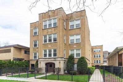 5827 N Paulina Street UNIT 1W, Chicago, IL 60660 - #: 10390222