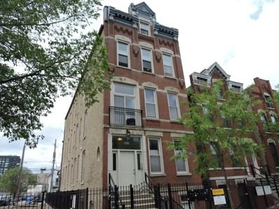 1226 N Greenview Avenue UNIT 4F, Chicago, IL 60642 - MLS#: 10390271