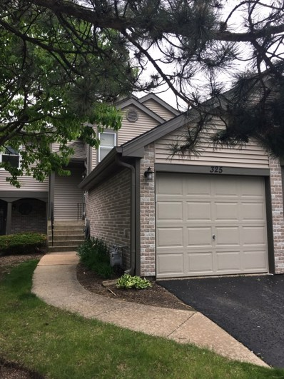325 Grissom Court UNIT 325, Hoffman Estates, IL 60169 - #: 10390460