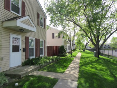 1872 Jamestown Circle UNIT 1872, Hoffman Estates, IL 60169 - #: 10390569