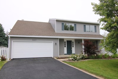 1267 Old Mill Court, Naperville, IL 60564 - #: 10390738