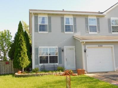 2288 Margaret Drive, Montgomery, IL 60538 - #: 10391176