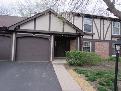 2730 Northampton Drive UNIT A1, Rolling Meadows, IL 60008 - #: 10391876