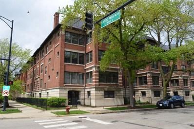 5054 S Woodlawn Avenue UNIT 3C, Chicago, IL 60615 - #: 10392475