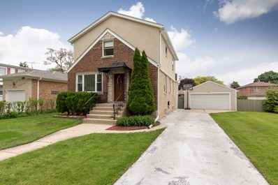 4939 N Odell Avenue, Harwood Heights, IL 60706 - #: 10392761