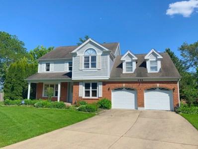 409 English Oak Terrace, Buffalo Grove, IL 60089 - #: 10393009