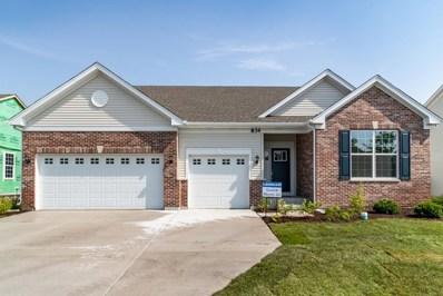 823 Farmstead Lane, Shorewood, IL 60404 - #: 10393453