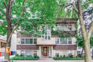 1343 W Winona Street UNIT 1E, Chicago, IL 60640 - #: 10393528
