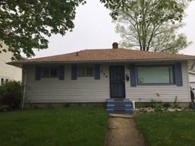 224 Hunter Avenue, Joliet, IL 60436 - #: 10393532