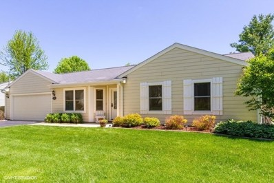 801 Newport Drive, Island Lake, IL 60042 - #: 10393972