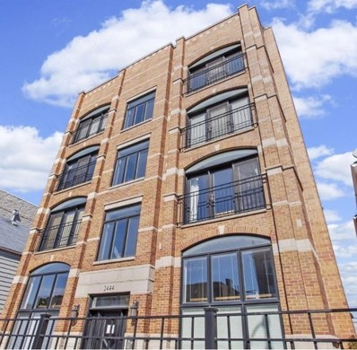 2444 W Diversey Avenue UNIT 1W, Chicago, IL 60647 - #: 10394017