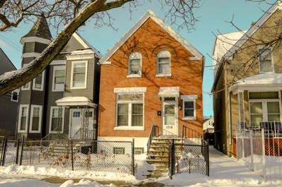 1716 N Lawndale Avenue, Chicago, IL 60647 - MLS#: 10394302