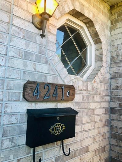 4241 Lindenwood Drive UNIT C, Matteson, IL 60443 - #: 10394419