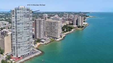 6101 N Sheridan Road UNIT 29B, Chicago, IL 60660 - #: 10394440