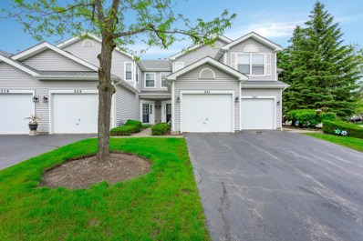 351 Fallbrook Court UNIT 16351, Schaumburg, IL 60194 - #: 10394472