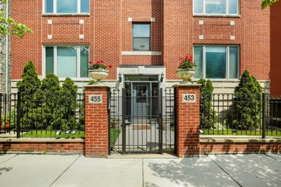 455 N Green Street UNIT 4N, Chicago, IL 60642 - #: 10394541
