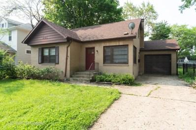 225 Walker Place, Mundelein, IL 60060 - #: 10394627