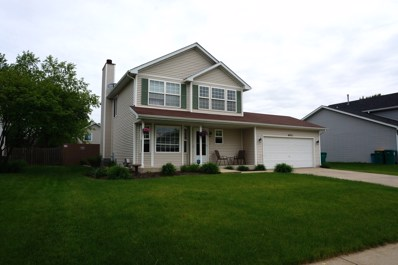 4223 Ashcott Lane, Plainfield, IL 60586 - #: 10394698