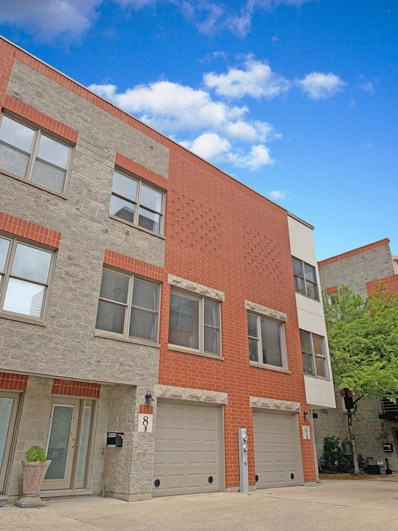 860 N Elston Avenue UNIT 8, Chicago, IL 60642 - #: 10394730