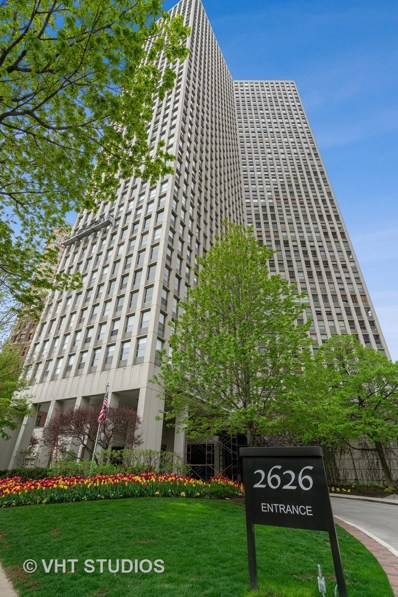 2626 N Lakeview Avenue UNIT 1909, Chicago, IL 60614 - #: 10394753